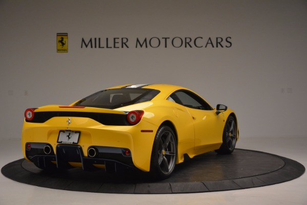 Used 2015 Ferrari 458 Speciale for sale Sold at Maserati of Westport in Westport CT 06880 7