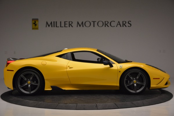 Used 2015 Ferrari 458 Speciale for sale Sold at Maserati of Westport in Westport CT 06880 9