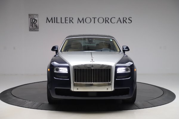 Used 2014 Rolls-Royce Ghost V-Spec for sale Sold at Maserati of Westport in Westport CT 06880 2