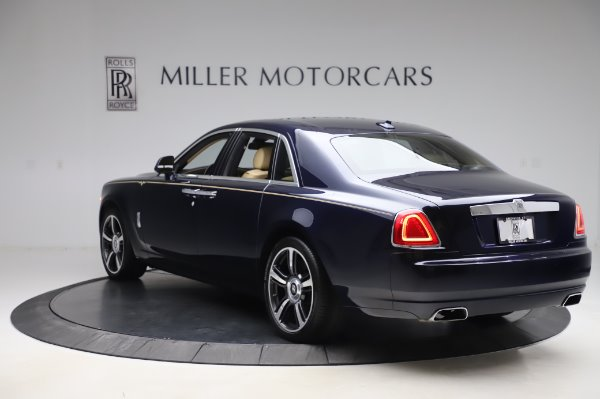 Used 2014 Rolls-Royce Ghost V-Spec for sale Sold at Maserati of Westport in Westport CT 06880 4