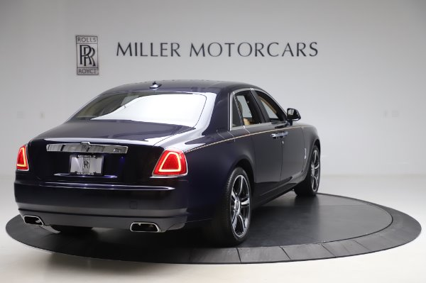 Used 2014 Rolls-Royce Ghost V-Spec for sale Sold at Maserati of Westport in Westport CT 06880 6