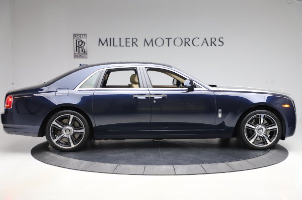 Used 2014 Rolls-Royce Ghost V-Spec for sale Sold at Maserati of Westport in Westport CT 06880 7