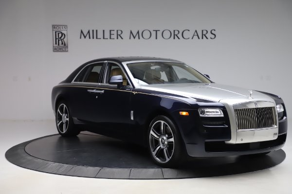 Used 2014 Rolls-Royce Ghost V-Spec for sale Sold at Maserati of Westport in Westport CT 06880 8