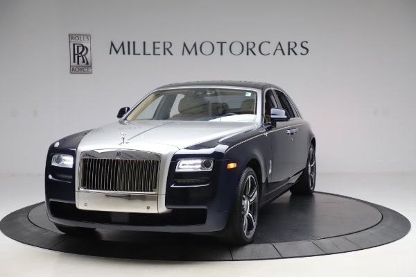 Used 2014 Rolls-Royce Ghost V-Spec for sale Sold at Maserati of Westport in Westport CT 06880 1