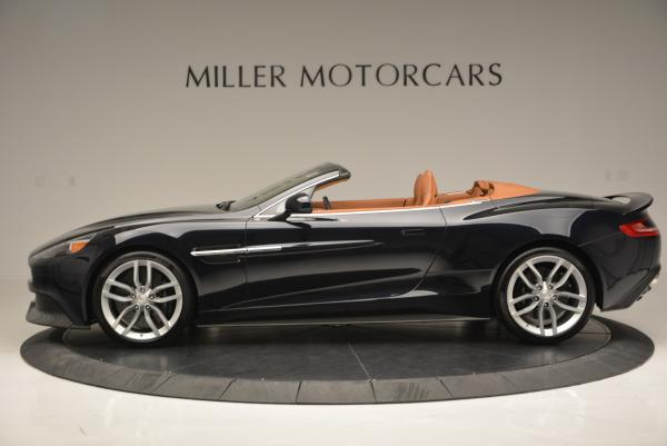 New 2016 Aston Martin Vanquish Volante for sale Sold at Maserati of Westport in Westport CT 06880 3