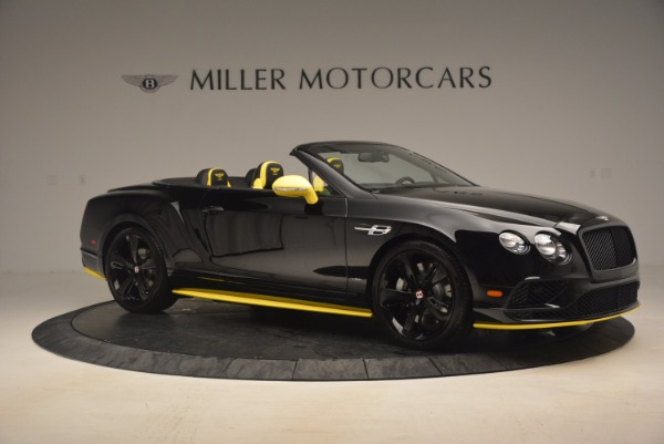 New 2017 Bentley Continental GT V8 S Black Edition for sale Sold at Maserati of Westport in Westport CT 06880 9