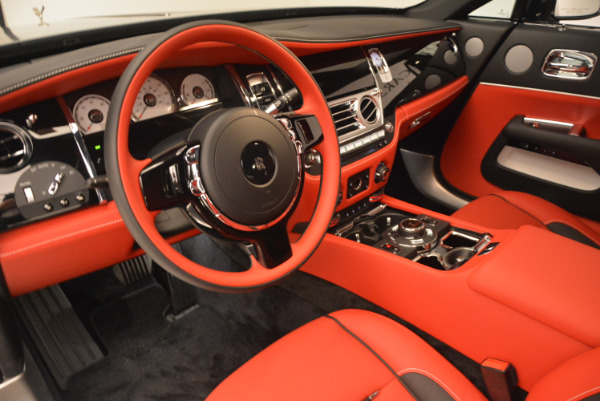 New 2017 Rolls-Royce Wraith for sale Sold at Maserati of Westport in Westport CT 06880 17