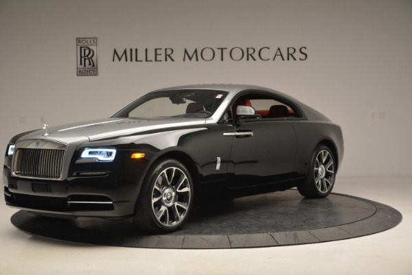 New 2017 Rolls-Royce Wraith for sale Sold at Maserati of Westport in Westport CT 06880 2
