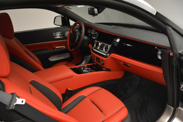 New 2017 Rolls-Royce Wraith for sale Sold at Maserati of Westport in Westport CT 06880 22