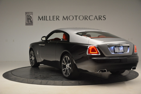 New 2017 Rolls-Royce Wraith for sale Sold at Maserati of Westport in Westport CT 06880 5