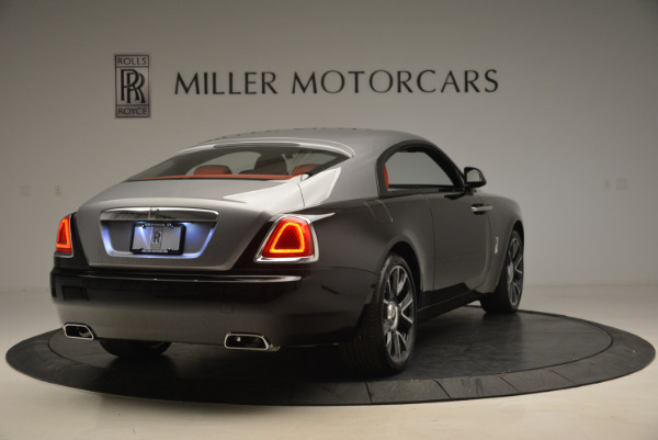 New 2017 Rolls-Royce Wraith for sale Sold at Maserati of Westport in Westport CT 06880 7