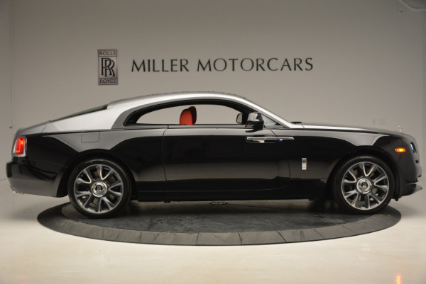 New 2017 Rolls-Royce Wraith for sale Sold at Maserati of Westport in Westport CT 06880 9