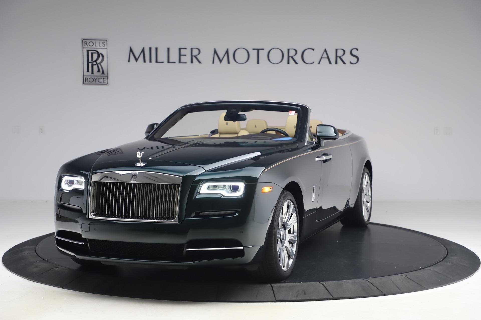 Used 2017 Rolls-Royce Dawn for sale $248,900 at Maserati of Westport in Westport CT 06880 1