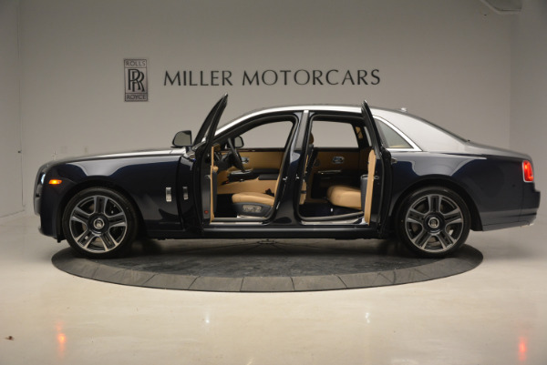 New 2017 Rolls-Royce Ghost for sale Sold at Maserati of Westport in Westport CT 06880 15