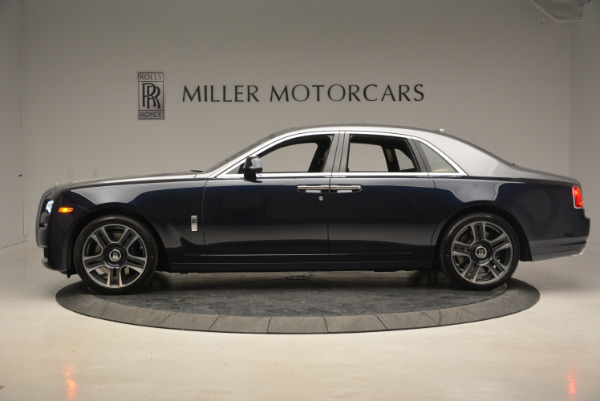 New 2017 Rolls-Royce Ghost for sale Sold at Maserati of Westport in Westport CT 06880 3