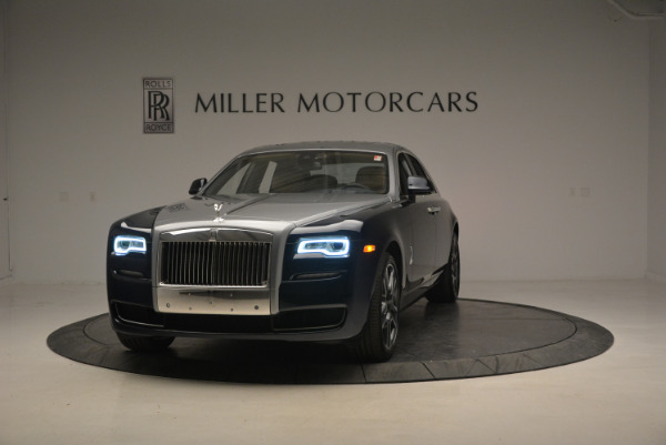 New 2017 Rolls-Royce Ghost for sale Sold at Maserati of Westport in Westport CT 06880 1