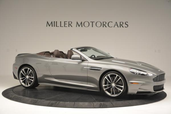 Used 2010 Aston Martin DBS Volante for sale Sold at Maserati of Westport in Westport CT 06880 10