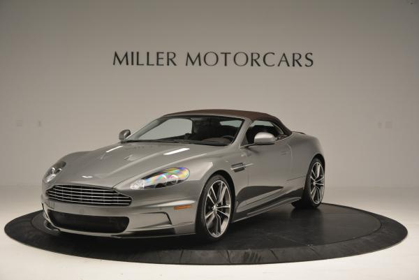 Used 2010 Aston Martin DBS Volante for sale Sold at Maserati of Westport in Westport CT 06880 13