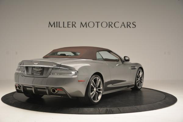 Used 2010 Aston Martin DBS Volante for sale Sold at Maserati of Westport in Westport CT 06880 19