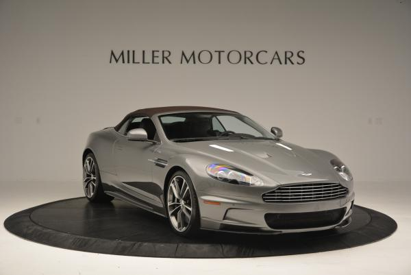 Used 2010 Aston Martin DBS Volante for sale Sold at Maserati of Westport in Westport CT 06880 23