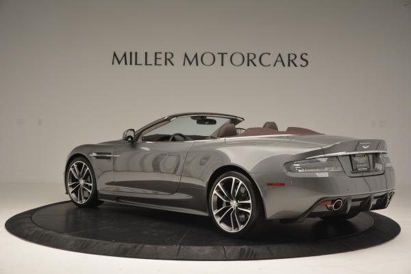 Used 2010 Aston Martin DBS Volante for sale Sold at Maserati of Westport in Westport CT 06880 4