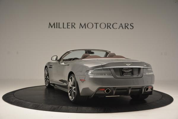 Used 2010 Aston Martin DBS Volante for sale Sold at Maserati of Westport in Westport CT 06880 5