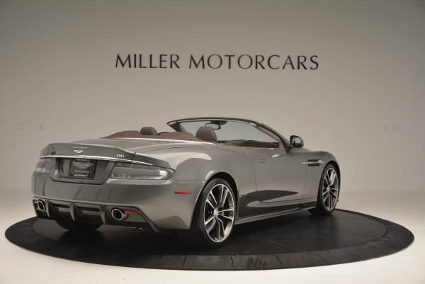 Used 2010 Aston Martin DBS Volante for sale Sold at Maserati of Westport in Westport CT 06880 7