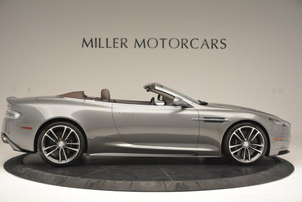 Used 2010 Aston Martin DBS Volante for sale Sold at Maserati of Westport in Westport CT 06880 9