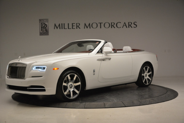 New 2017 Rolls-Royce Dawn for sale Sold at Maserati of Westport in Westport CT 06880 27
