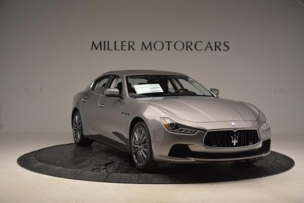 New 2017 Maserati Ghibli S Q4 for sale Sold at Maserati of Westport in Westport CT 06880 11