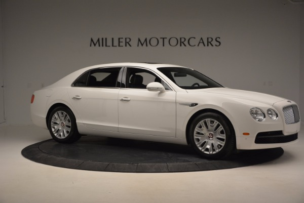 Used 2016 Bentley Flying Spur V8 for sale Sold at Maserati of Westport in Westport CT 06880 10