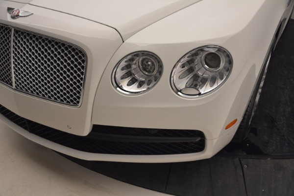 Used 2016 Bentley Flying Spur V8 for sale Sold at Maserati of Westport in Westport CT 06880 14
