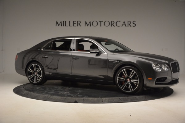 Used 2017 Bentley Flying Spur V8 S for sale Sold at Maserati of Westport in Westport CT 06880 11