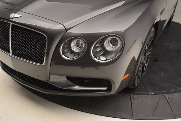Used 2017 Bentley Flying Spur V8 S for sale Sold at Maserati of Westport in Westport CT 06880 15