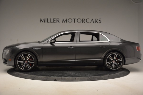 Used 2017 Bentley Flying Spur V8 S for sale Sold at Maserati of Westport in Westport CT 06880 3