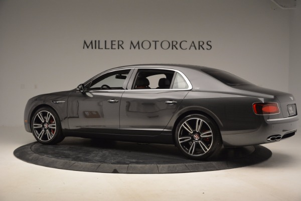 Used 2017 Bentley Flying Spur V8 S for sale Sold at Maserati of Westport in Westport CT 06880 4
