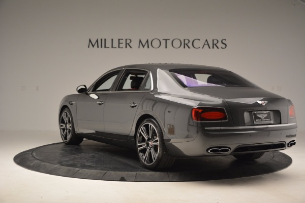 Used 2017 Bentley Flying Spur V8 S for sale Sold at Maserati of Westport in Westport CT 06880 5