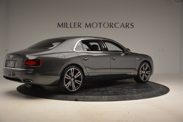 Used 2017 Bentley Flying Spur V8 S for sale Sold at Maserati of Westport in Westport CT 06880 8
