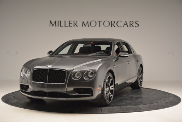 Used 2017 Bentley Flying Spur V8 S for sale Sold at Maserati of Westport in Westport CT 06880 1