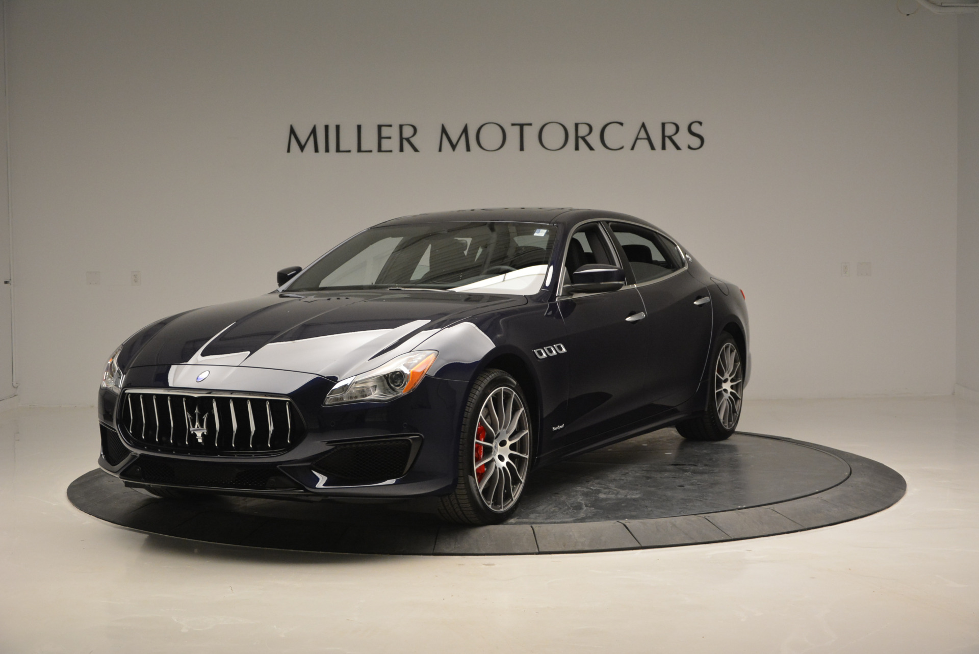 New 2017 Maserati Quattroporte S Q4 GranSport for sale Sold at Maserati of Westport in Westport CT 06880 1