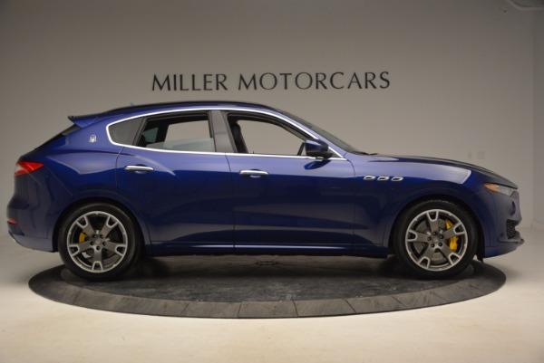 New 2017 Maserati Levante for sale Sold at Maserati of Westport in Westport CT 06880 8