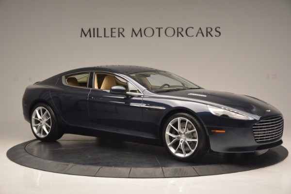 Used 2016 Aston Martin Rapide S for sale Sold at Maserati of Westport in Westport CT 06880 10