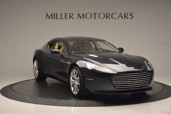 Used 2016 Aston Martin Rapide S for sale Sold at Maserati of Westport in Westport CT 06880 11