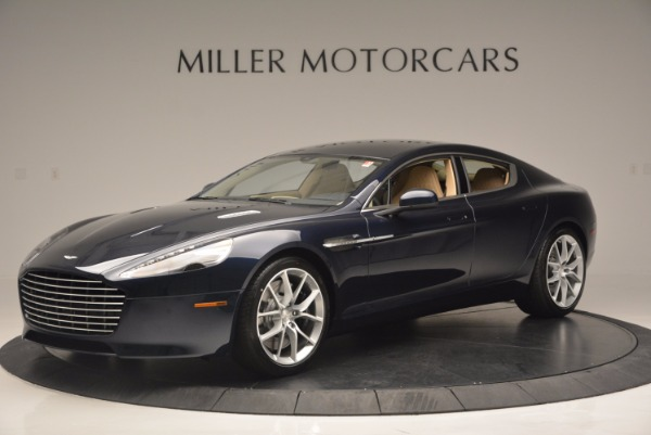 Used 2016 Aston Martin Rapide S for sale Sold at Maserati of Westport in Westport CT 06880 2