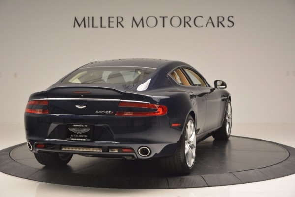Used 2016 Aston Martin Rapide S for sale Sold at Maserati of Westport in Westport CT 06880 7