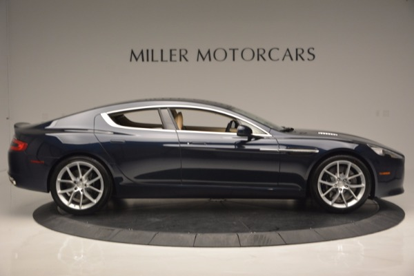 Used 2016 Aston Martin Rapide S for sale Sold at Maserati of Westport in Westport CT 06880 9