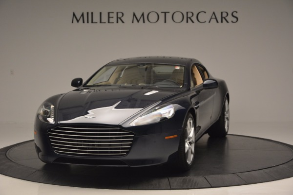 Used 2016 Aston Martin Rapide S for sale Sold at Maserati of Westport in Westport CT 06880 1