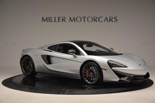 New 2017 McLaren 570GT for sale Sold at Maserati of Westport in Westport CT 06880 10