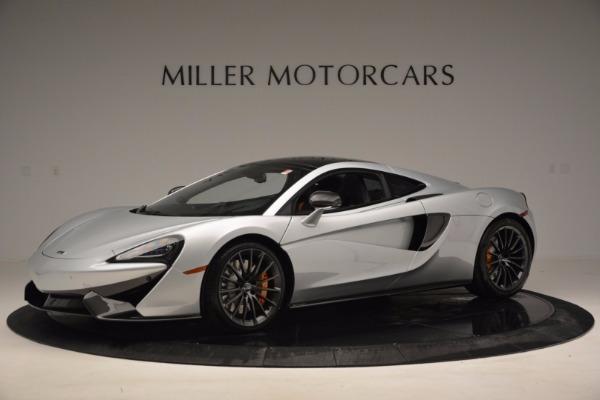 New 2017 McLaren 570GT for sale Sold at Maserati of Westport in Westport CT 06880 2