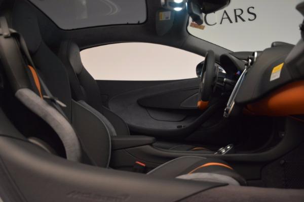 New 2017 McLaren 570GT for sale Sold at Maserati of Westport in Westport CT 06880 20
